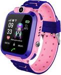 Детские часы с GPS поиском  Prolike  PLSW12PN, розовые