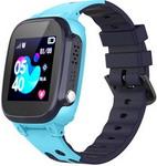 Детские часы с GPS поиском  Prolike  PLSW15BL, голубые