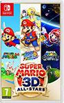 Компьютерная игра  Nintendo  Switch: Super Mario 3D All-Stars
