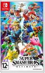 Компьютерная игра  Nintendo  Switch: Super Smash Bros. Ultimate