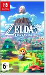 Компьютерная игра  Nintendo  Switch: The Legend of Zelda: Link`s Awakening
