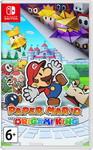 Компьютерная игра  Nintendo  Switch: Paper Mario: The Origami King