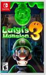 Компьютерная игра  Nintendo  Switch: Luigi`s Mansion 3