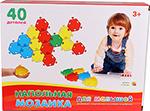 Настольная развивающая и обучающая игра  Рыжий кот  в коробке (40 деталей) М-5033