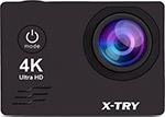 Цифровая видеокамера  X-TRY  XTC167 NEO BATTERY + СЗУ 4K WiFi