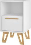 Система хранения  Manhattan  DORIS белый BCR91-159
