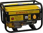 Электрический генератор и электростанция  Eurolux  G2700A желто-черный