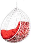 Мебель для дачи  Bigarden  ``Tropica``, белое, без стойки, красная подушка, TropicaWhiteBSR, 2229690710510