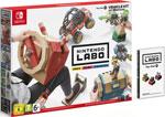 Компьютерная игра  Nintendo  Switch Labo: набор «Транспорт»
