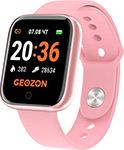 Умные часы и браслет  Geozon  Sprinter pink