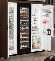 Встраиваемый холодильник Side by Side  Liebherr  SBSWgb 99I5 (EWTgb 3583-21 + SIGN 3556-21 + IKB 3560-22)
