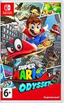 Компьютерная игра  Nintendo  Switch: Super Mario Odyssey (n)