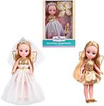 Кукла  Mary Poppins  ``Волшебное превращение`` 2в1 Фея-невеста, 451318