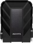 Внешний жесткий диск (HDD)  A-DATA  AHD710P-1TU31-CBK, BLACK USB3.1 1TB EXT. 2.5``