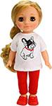 Кукла  Весна  Ася с бульдожкой 26 см, В3970