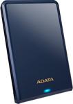 Внешний жесткий диск (HDD)  A-DATA  AHV620S-1TU31-CBL, BLUE USB3.1 1TB EXT. 2.5``