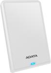 Внешний жесткий диск (HDD)  A-DATA  AHV620S-1TU31-CWH, WHITE USB3.1 1TB EXT. 2.5``