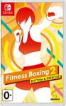Компьютерная игра  Nintendo  Switch: Fitness Boxing 2: Rhythm & Exercise