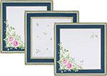 Кухонный текстиль  Santalino  из 3 шт. ``Гарден`` 40х40 см, зеленый, 850-701-81
