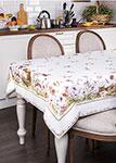 Кухонный текстиль  Santalino  ``Сиеста`` 220х160 см, белая, 850-713-21