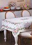 Кухонный текстиль  Santalino  ``Винтаж`` 160х220 см, белая, 850-714-22