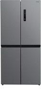 Многокамерный холодильник  Hyundai  CM4505FV нержавеющая сталь