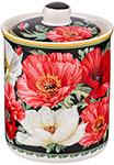Емкость для хранения продуктов  Lefard  9,5*7,5 см 220 мл черная, цвет красный, 104-782