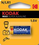 Батарейка, аккумулятор и зарядное устройство  KODAK  LR1-1BL /N ULTRA 30396012