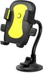 Автомобильный держатель  Nobby  Practic NBP-PH-02-02 черный с желтым