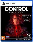 Компьютерная игра  Sony  PS5: Control Ultimate Edition