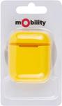 Наушники  mObility  для зарядного кейса AirPods, желтый