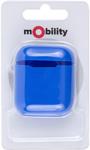 Наушники  mObility  для зарядного кейса AirPods, синий