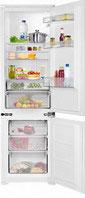 Встраиваемый двухкамерный холодильник  Weissgauff  WRKI 178 Inverter