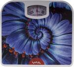 Весы напольные  Vail  VL-4207, 130 кг, 26*24см