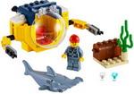 Конструктор  Lego  CITY ``Океан: мини-подлодка`` 60263