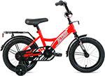 Велосипед детский  Altair  KIDS 14 (14`` 1 ск.) 2020-2021, красный/серебристый, 1BKT1K1B1006