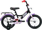 Велосипед детский  Altair  KIDS 14 (14`` 1 ск.) 2020-2021, черный/белый, 1BKT1K1B1002