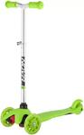 Каталка и самокат  Novatrack  Disco-kids Basic для детей, регулируемый по высоте, зеленый