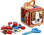 Конструктор  Lego  DOTs Брелок «Щенок» 41927