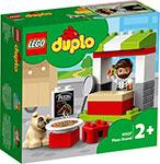 Конструктор  Lego  DUPLO ``Киоск-пиццерия``