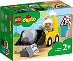 Конструктор  Lego  DUPLO ``Бульдозер``