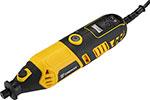 Прямошлифовальная машина  Deko  DKRT350E-LCD 43 tools case цифровой 350Вт + набор 43 инструментов (кейс) черно-желтый