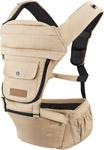 Рюкзак, слинг, сумка для переноски  Happy Baby  BABYSEAT 40029_beige