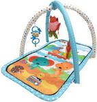 Игрушка для новорожденных  Everflo  Summer голубой HS0428701