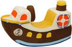Активная игра  Paremo  ``Кораблик``