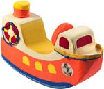Активная игра  Paremo  ``Кораблик`` оранжевый