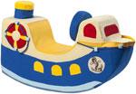 Активная игра  Paremo  ``Кораблик`` синий