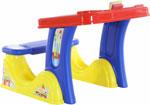 Стол и стул  Palau Toys  Набор дошкольника с принадлежностями (в пакете)