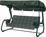 Качели садовые  Удачная мебель  Ибица зеленый 317 (2 упаковки)