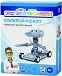 Интеллектуальный робот  Экспериментариум  Солевой робот
